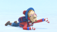 PAW Patrol Francois old winter outfit