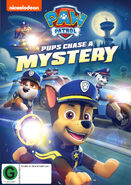 PAW Patrol Pups Chase a Mystery DVD New Zealand