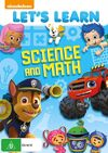 Let's Learn Science and Math DVD Australia