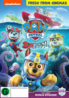 PAW Patrol Sea Patrol DVD New Zealand