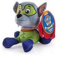 PAW Patrol Super Hero Plush, Rocky 2