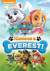 PAW Patrol Meet Everest! DVD Latin America