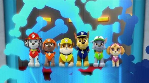 PAW Patrol Theme Song(Season 1-2)