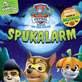 German cover (<i>Spukalarm</i>)