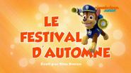 PAW Patrol La Pat' Patrouille Le Festival d'automne