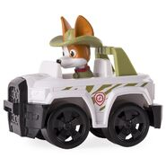 PAW Patrol Tracker Toy Figure Rescue Racers 3