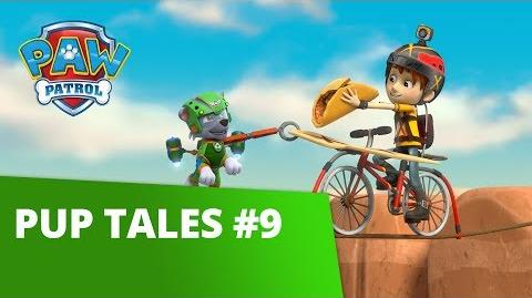 PAW Patrol Pup Tales 9 Rescue Episode