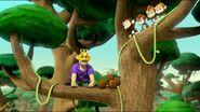 Monkey-dinger 20
