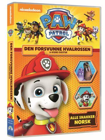 File:PAW Patrol Den forsvunne hvalrossen & andre eventyr DVD.jpg