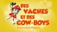 PAW Patrol La Pat' Patrouille Des vaches et des cow-boys