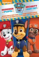 PAW Patrol Safety Pups DVD Belgium-Netherlands
