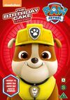 PAW Patrol The Birthday Cake & Other Stories DVD