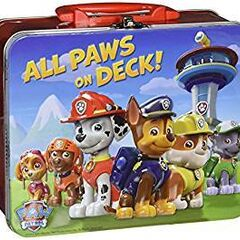 All Paws on Deck!