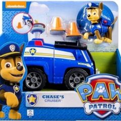 Paw Patrol Basic Vehicle Chase S Cruiser Pre