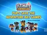 Ultimate Rescue: Pups Save the Adventure Bay Games