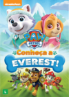 PAW Patrol Meet Everest! DVD Brazil