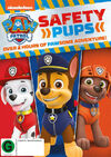 PAW Patrol Safety Pups DVD New Zealand