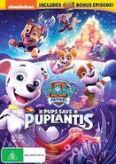 PAW Patrol Pups Save Puplantis DVD Australia