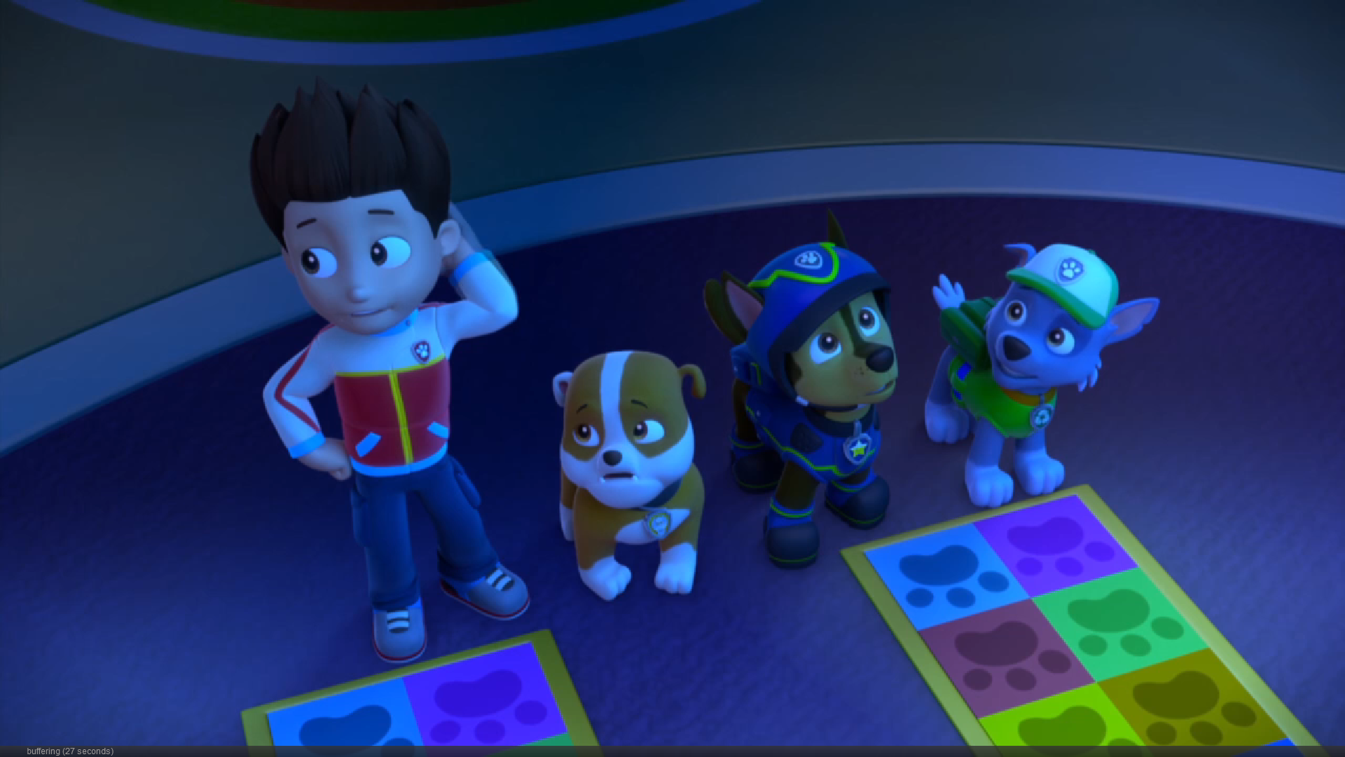 Pups Save A Ghost Quotes Paw Patrol Wiki Fandom