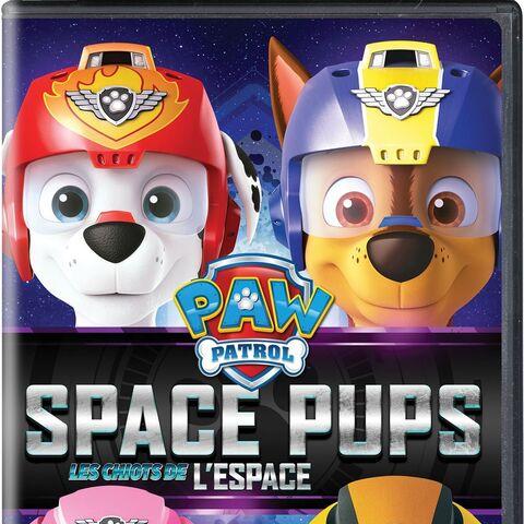 <i>Space Pups</i>