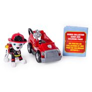 Marshall ur mini fire cart