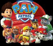 PAW Patrol Team