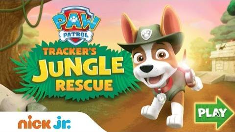 Video - Play PAW Patrol \'Tracker\'s Jungle Rescue\' for Free Games ...