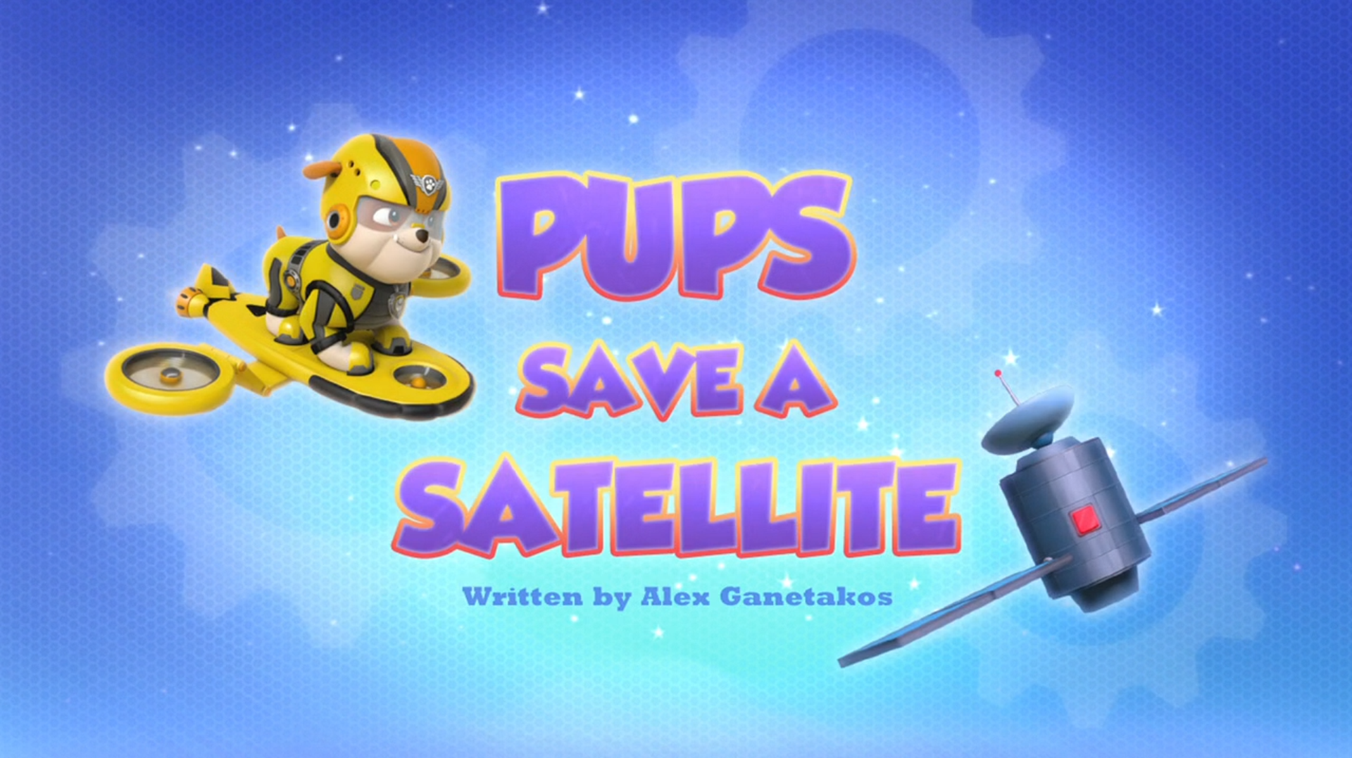 Pups Save Christmas Book.Pups Save A Satellite Paw Patrol Wiki Fandom Powered By
