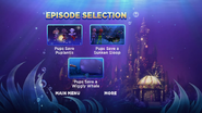 Episode selection 1 of 2