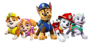Paw-Patrol-Style-Guide-Poses