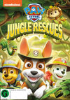 PAW Patrol Jungle Rescues DVD New Zealand