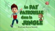 PAW Patrol La Pat' Patrouille La Pat' Patrouille dans la jungle