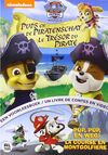 PAW Patrol Pups and the Pirate Treasure DVD Belgium-Netherlands