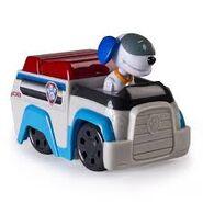 Robo dog car