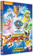 PAW Patrol Mighty Pups DVD France