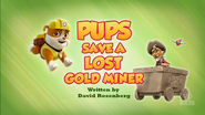 Pups Save a Lost Gold Miner (Temp HQ)