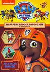 PAW Patrol Hvalpene redder papegøjen og andre eventyr DVD