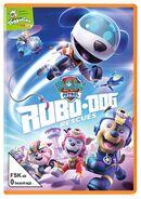 PAW Patrol Robo-dog Rescues DVD Germany RTL 2