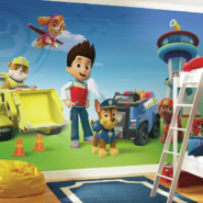 Removable mural