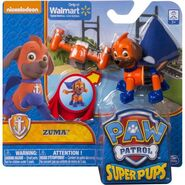 PAW Patrol Zuma Super Pups Figure