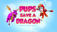 Pups Save a Dragon (HQ)