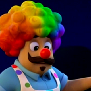 Clown Costume (halloween only)