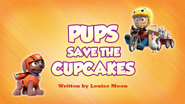 Pups Save the Cupcakes (HQ)