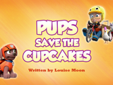Pups Save the Cupcakes