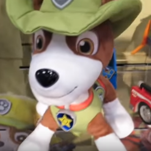 Tracker Toys Paw Patrol Wiki Fandom Powered By Wikia