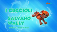 PAW Patrol I cuccioli salvano Wally