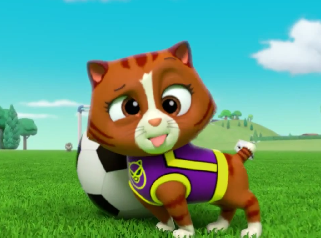 Cat Rubble Paw Patrol Wiki Fandom Powered By Wikia