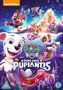 PAW Patrol Pups Save Puplantis DVD UK