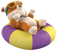 PAW Patrol Rubble Summer Sunglasses
