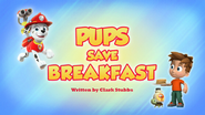 Pups Save Breakfast (HQ)